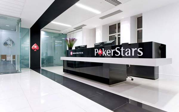 sede di Pokerstars