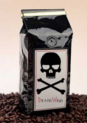 caffè per il poker online death wish